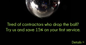 Save 15% on your first service.