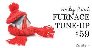 Furnace tune-up coupon