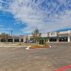 Lakeline Retail Center